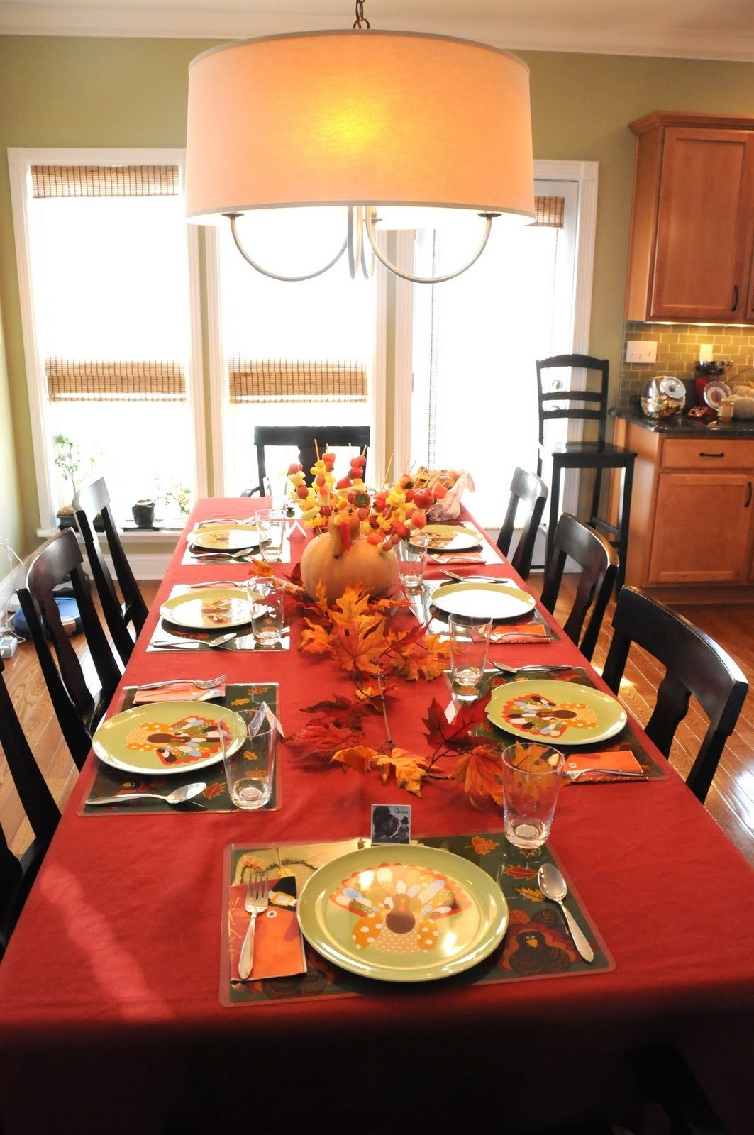 10 Attractive Table Setting Ideas For Thanksgiving how to set up a table for thanksgiving dinner from fancy how to 2021