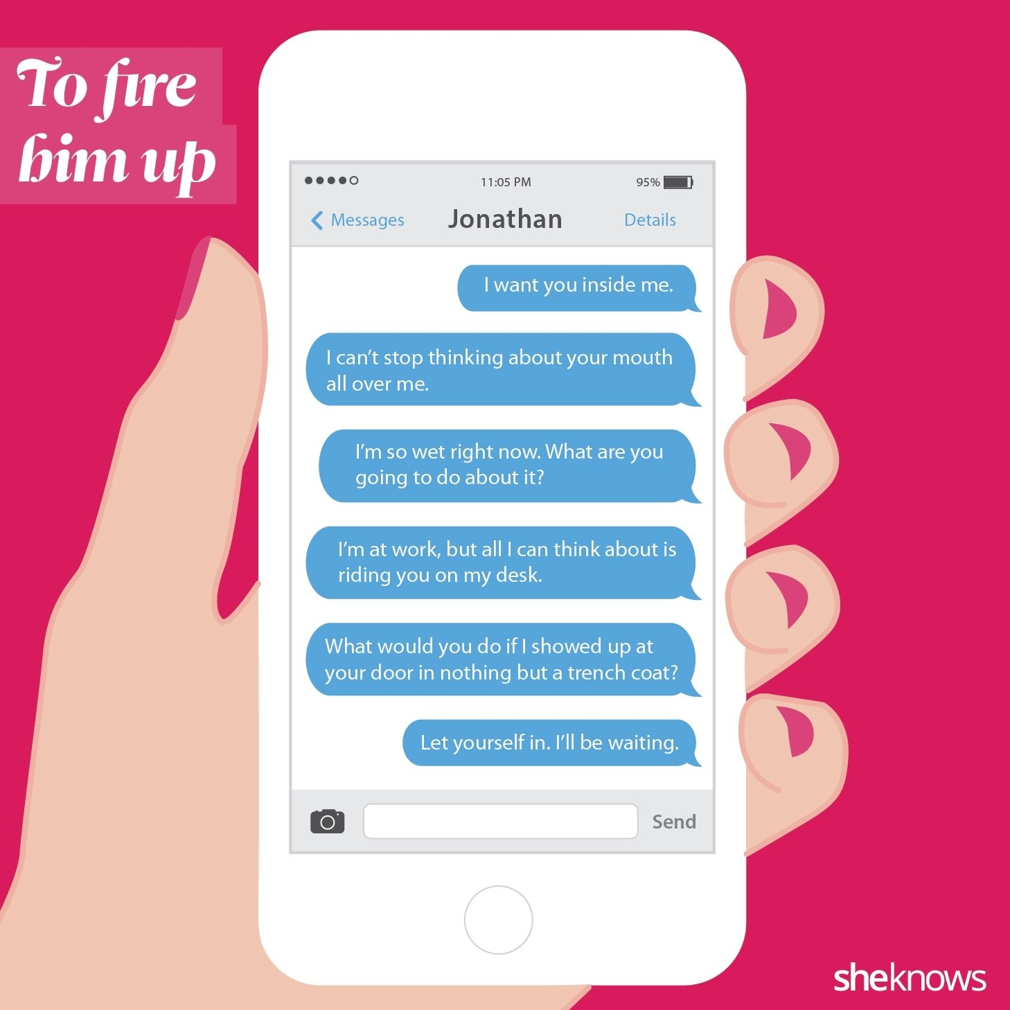 10 Stunning Ideas For Sexting A Guy 2020