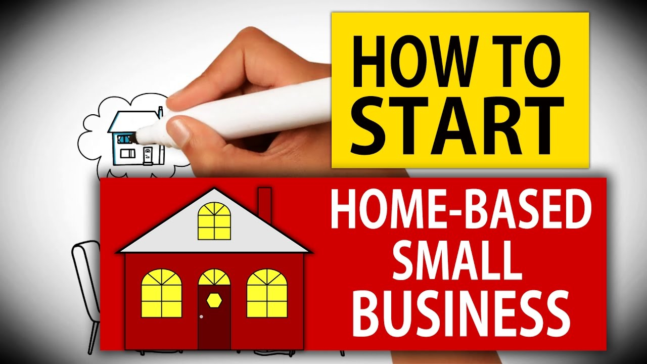 10 Gorgeous Starting A Business From Home Ideas how to start home based small business 2018 youtube 2020