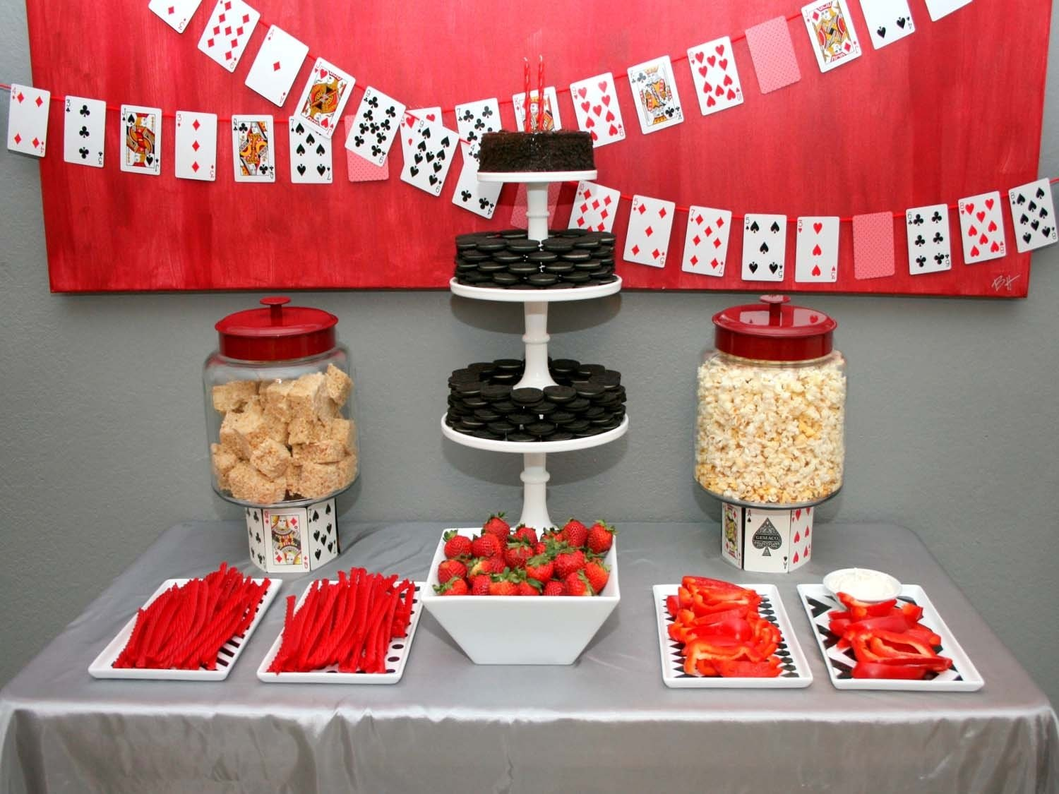 10 Stunning Las Vegas Birthday Party Ideas How To Throw A Casino Tips