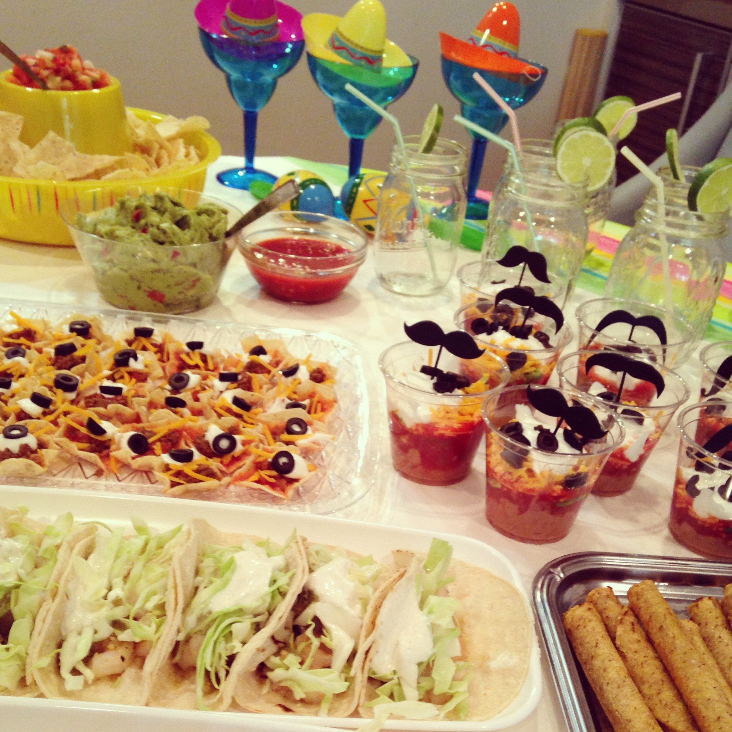 10 Fabulous Cinco De Mayo Party Food Ideas how to throw a cinco de mayo party in 2 hrs delish thoughts