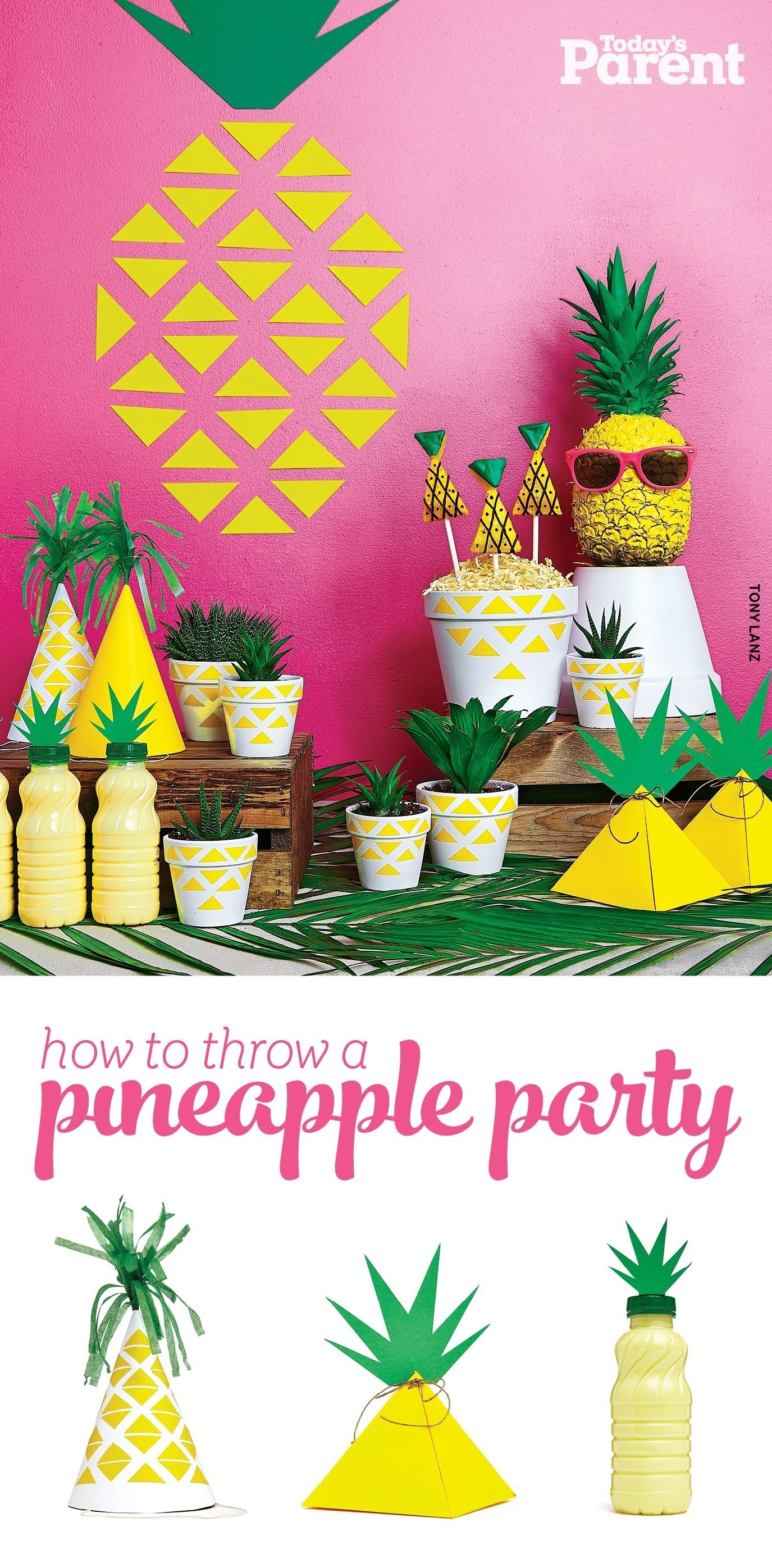10 Lovable Summer Party Ideas For Adults how to throw a pineapple party sunnies winter and birthdays 2020