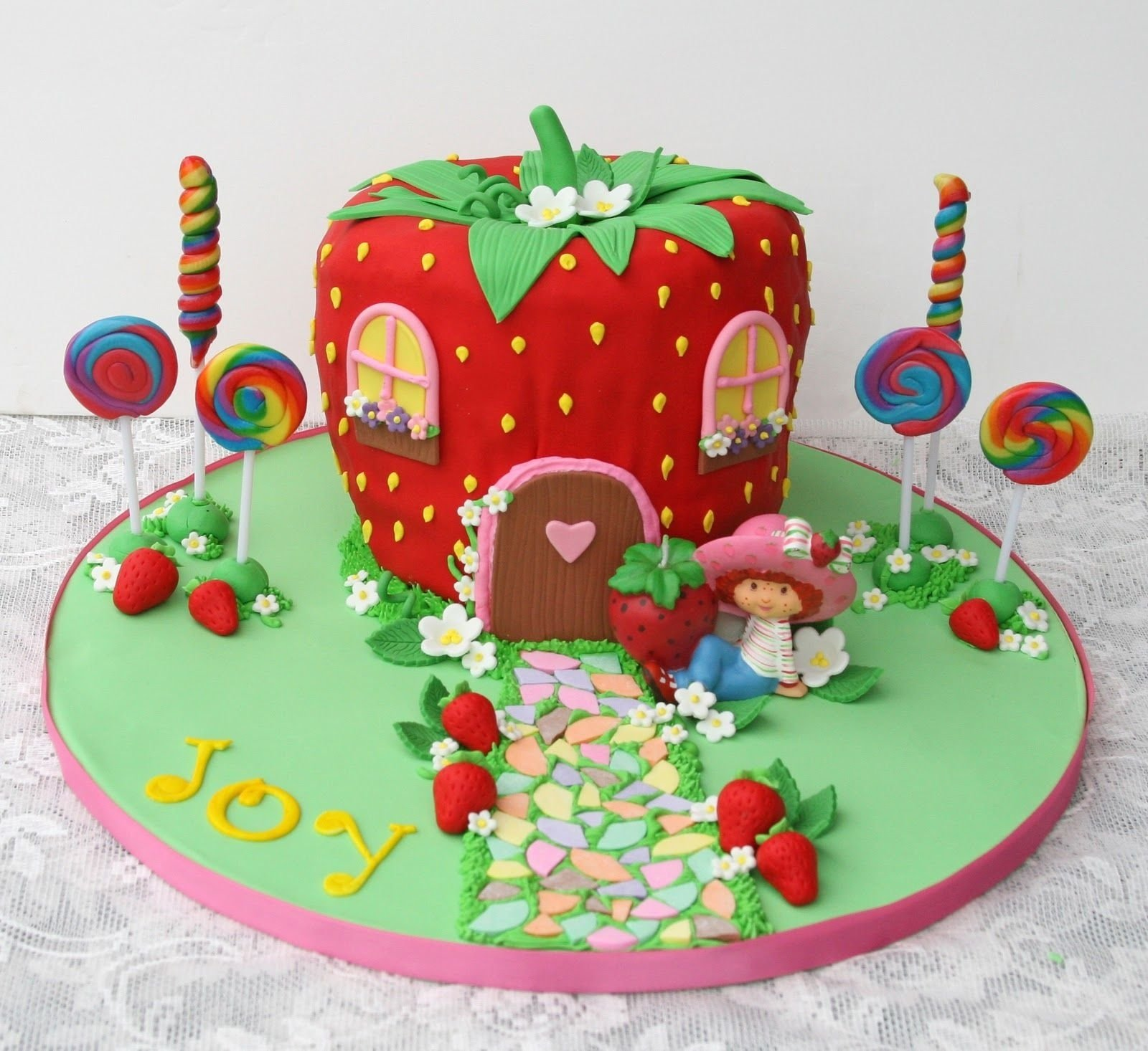 10 Attractive Strawberry Shortcake Birthday Cake Ideas how to throw an awesome strawberry shortcake party strawberry 2020