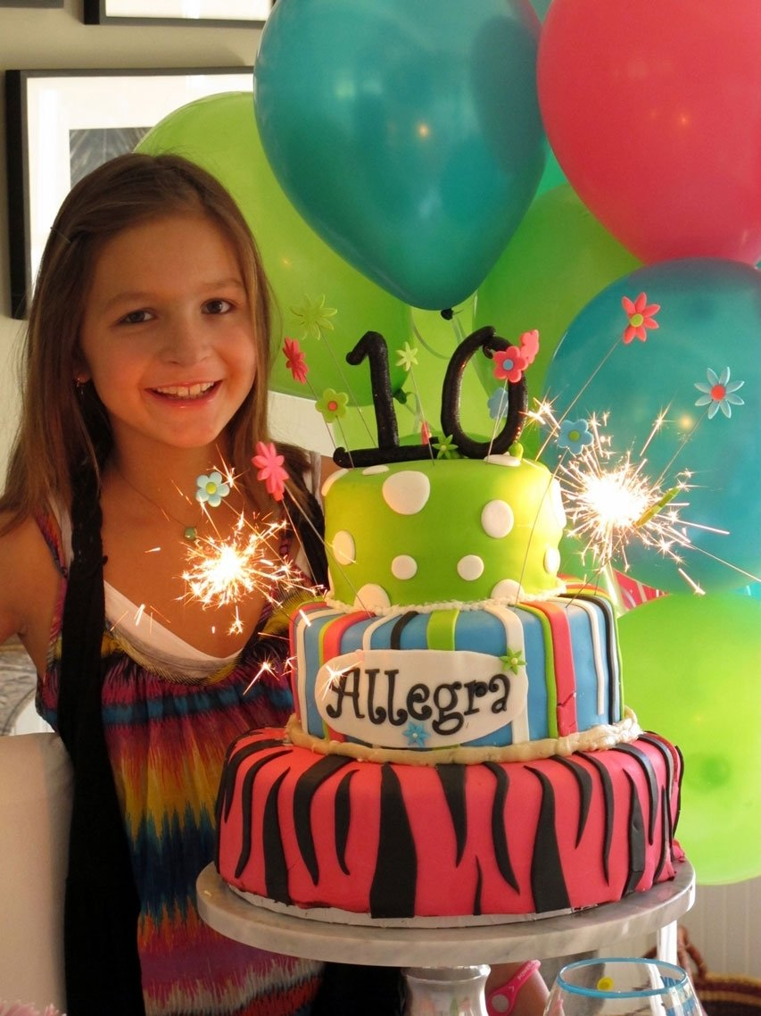 10 Famous 10 Yr Old Birthday Party Ideas