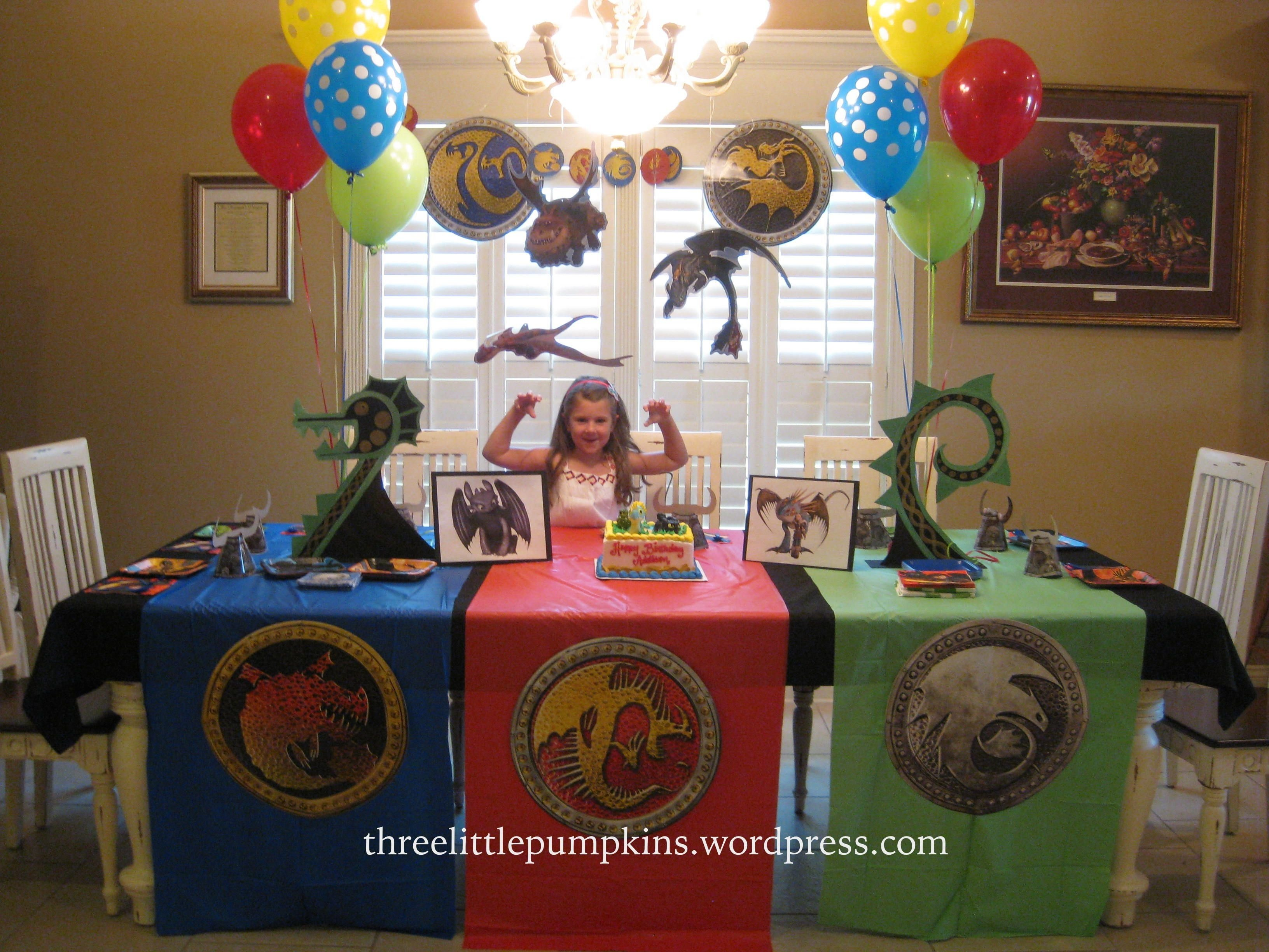 10 Attractive How To Train Your Dragon Party Ideas how to train your dragon party dragon party dragons and third 2020