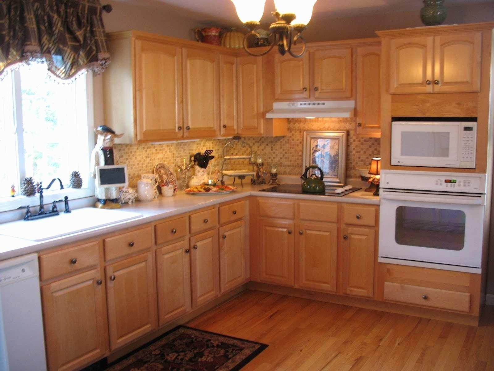 10 Best Kitchen Ideas With Oak Cabinets how to update oak kitchen cabinets fresh kitchen ideas with oak 2020