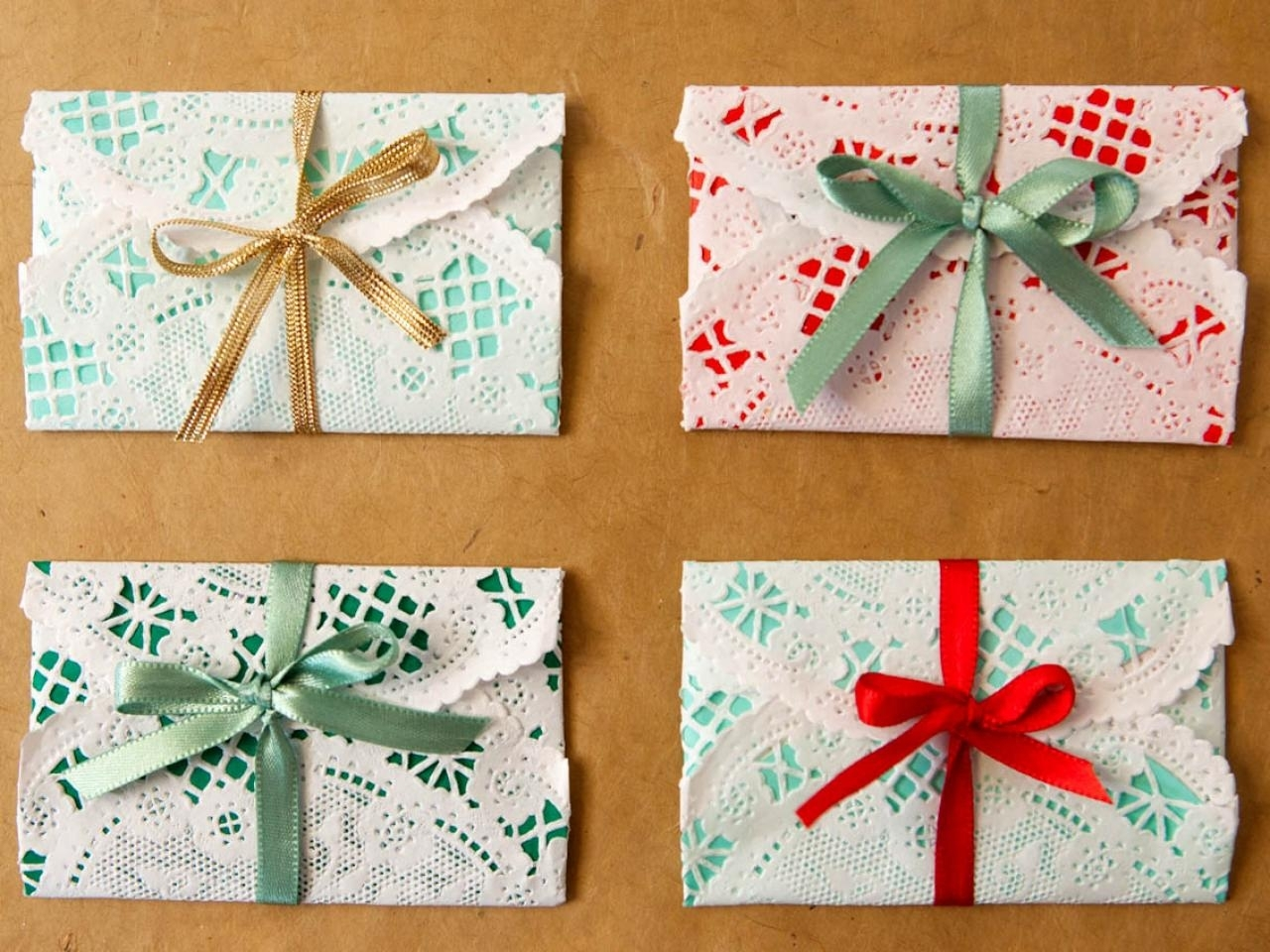 10 Ideal Ideas For Wrapping Gift Cards %name 2020