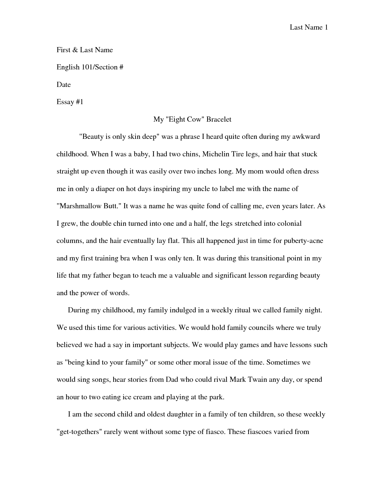 10 Stylish Ideas For A Narrative Essay how to write a narrative essay writing a narrative essay examples 2020