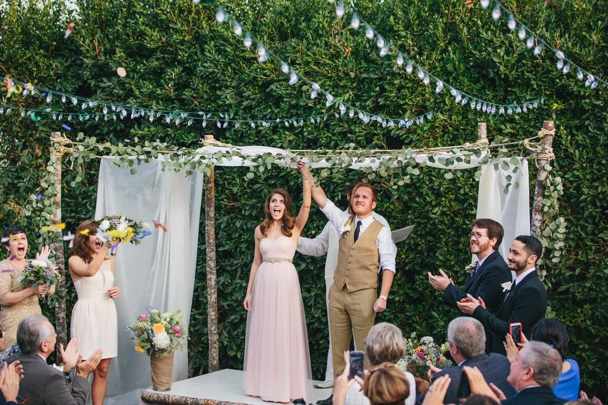 10 Fantastic Small Backyard Wedding Ideas On A Budget how we planned a 10k backyard wedding in seventeen days a