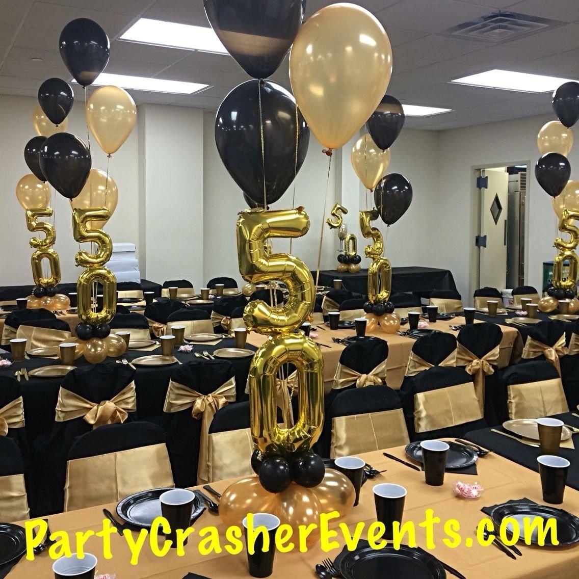 10 Pretty Ideas For 50Th Birthday Party Themes Birthdays Durban 30 Year Old