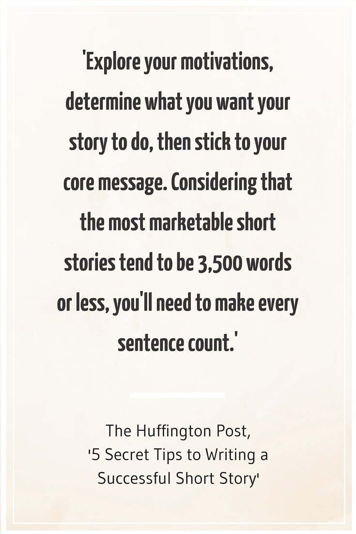 10 Stunning Ideas For Writing A Short Story huffington post advice on how to write a short story now novel 3 2020