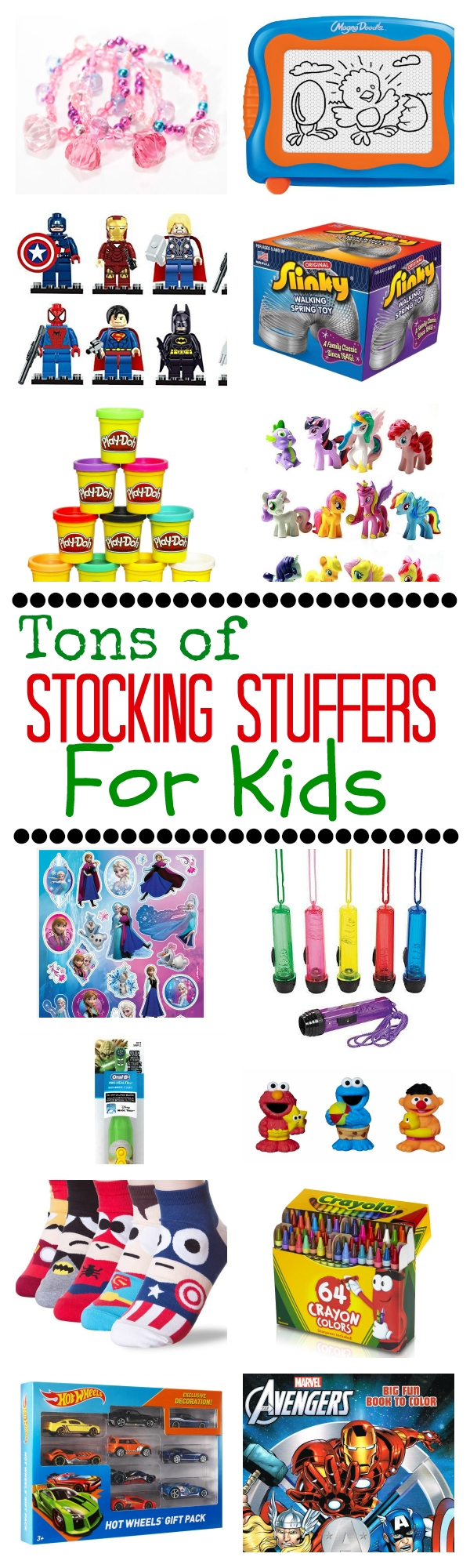 10 Unique Stocking Stuffers Ideas For Kids huge stocking stuffer ideas list crazy little projects 12 2021