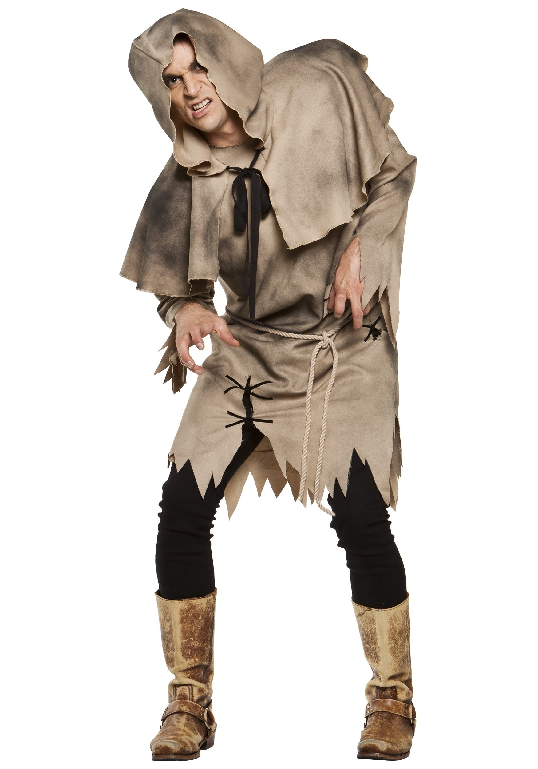 10 Ideal Scary Costume Ideas For Men hunchback of notre dame costume scary costume ideas for men 2020