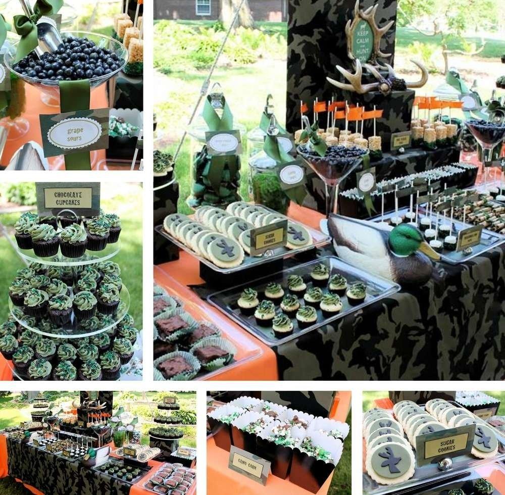 10 Fashionable Ideas For Celebration Of Life hunting celebration of life memorial party ideas photo 1 of 18 2021