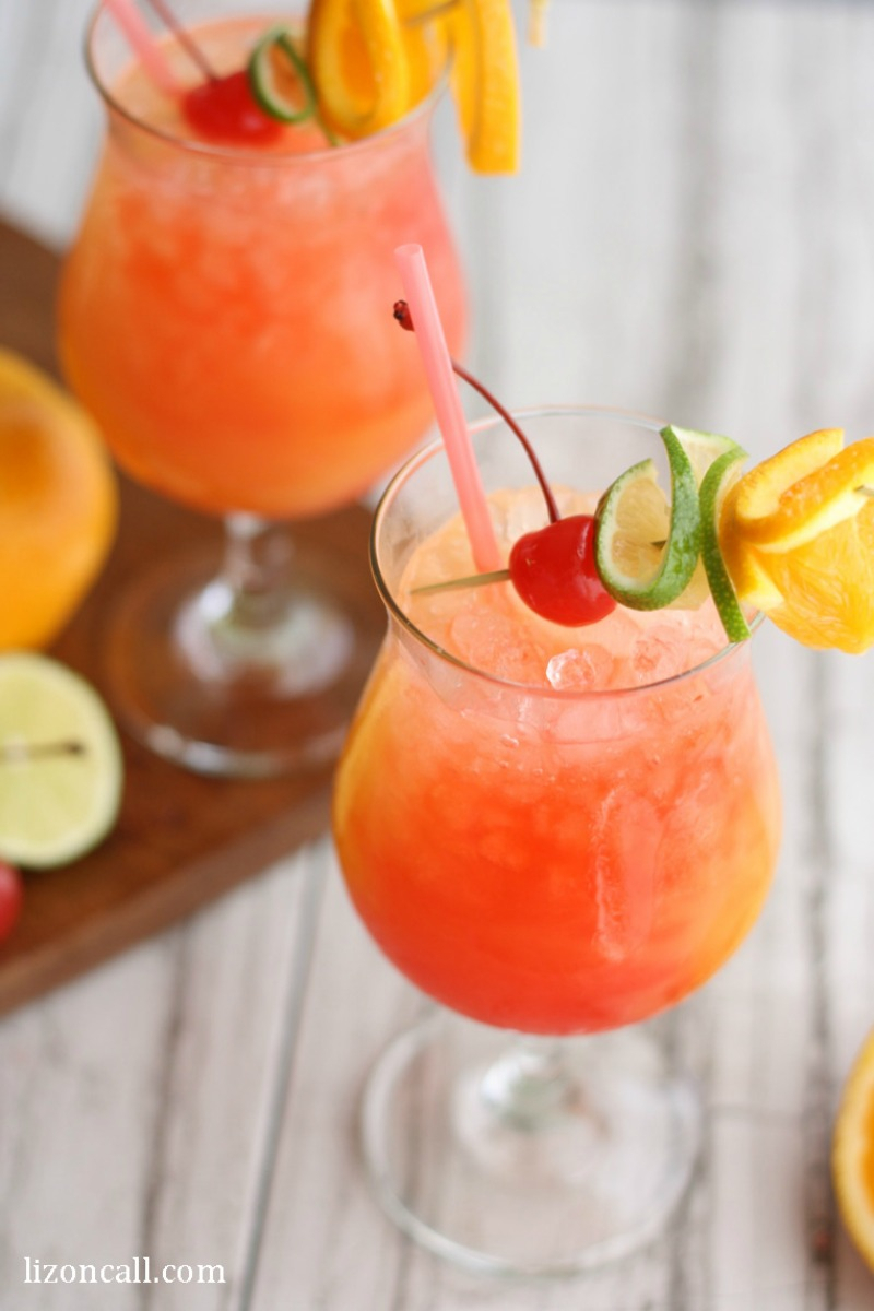10 Lovely Cool Drink Ideas For Parties hurricane party punch recipe e280a2 bread booze bacon 1
