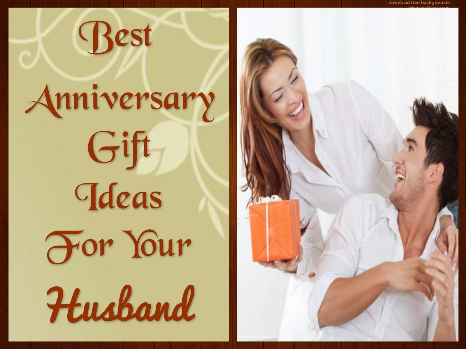 10 Great Gift Ideas For Husband Anniversary husband wedding anniversary gift fresh wedding anniversary gifts 1 2020