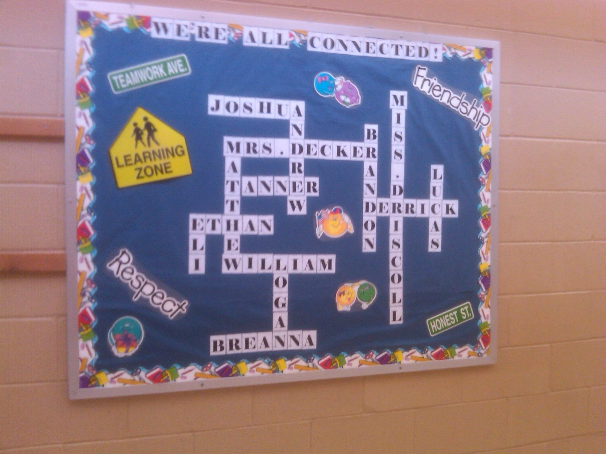 10 Wonderful Beginning Of The Year Bulletin Board Ideas i created this beginning of the year bulletin board for my student 2020