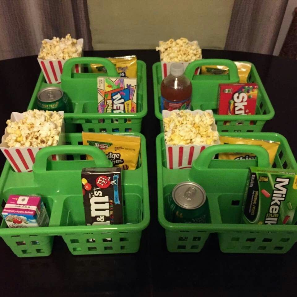 10 Most Popular Movie Night Ideas For Kids