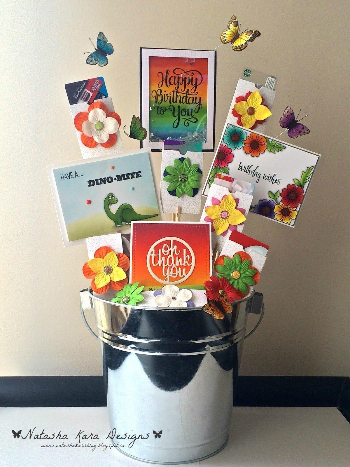 10 Best Gift Card Gift Basket Ideas i dream in color gift basket 2021