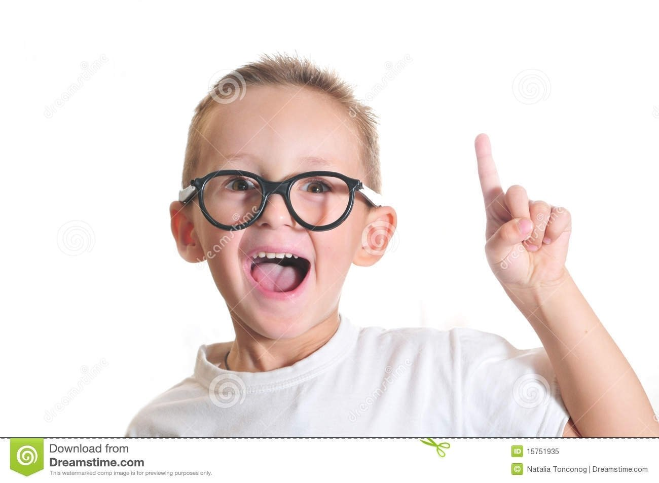 i have a great idea stock image. image of emotion, gesture - 15751935