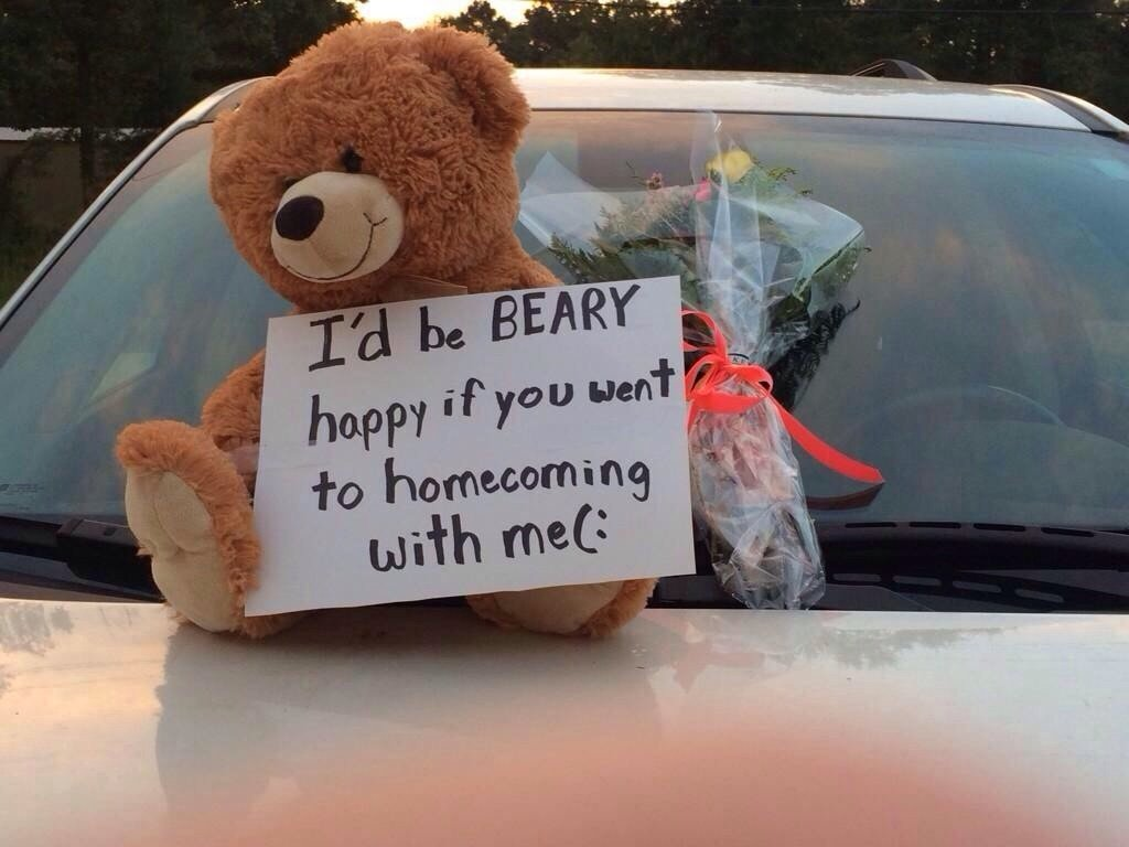 10 Pretty Cute Homecoming Ideas Asking Girl i just dont know if i should ask her or not cause i dont know how 5 2020