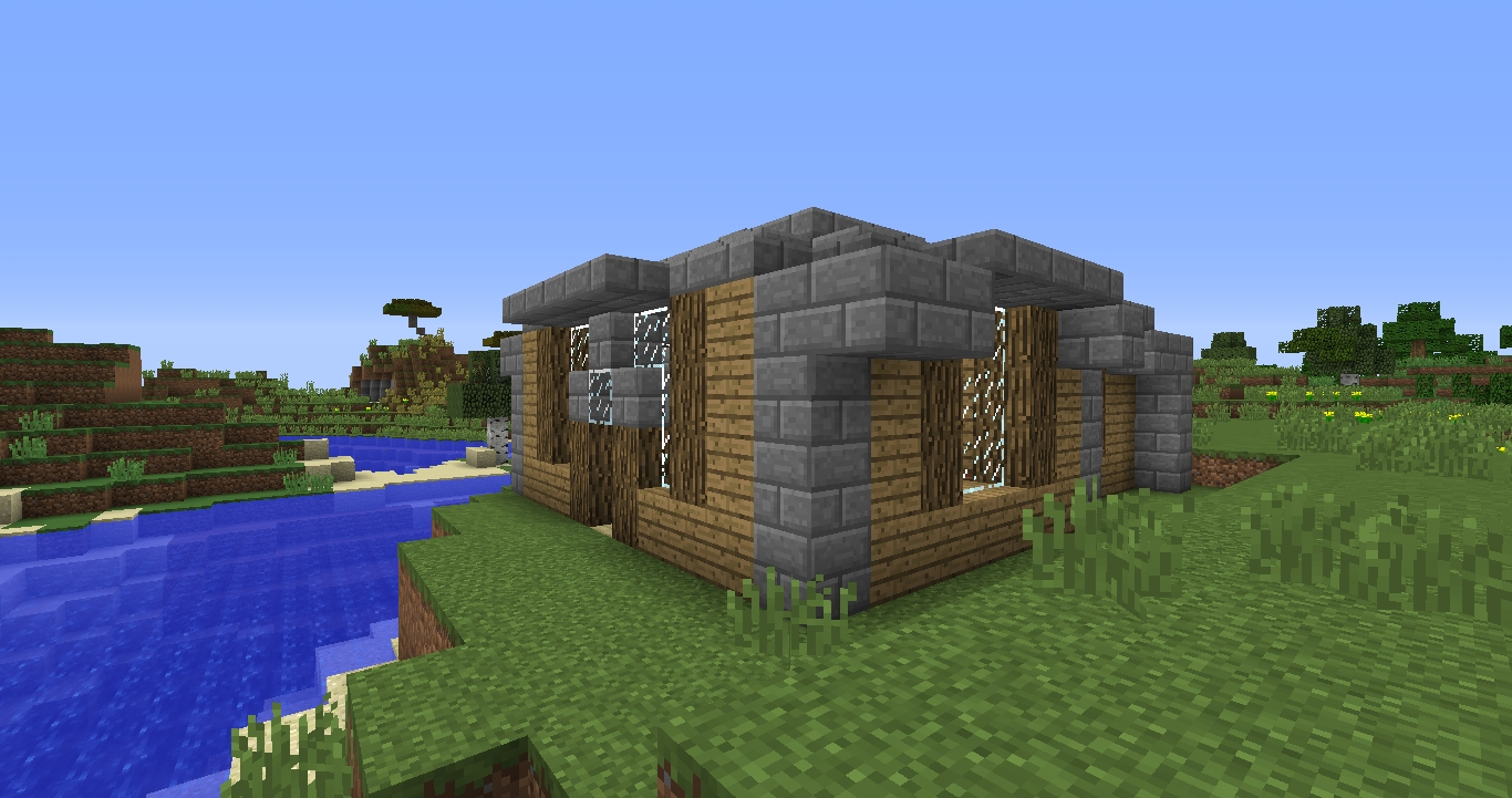 i need interior building ideas for my house? - survival mode