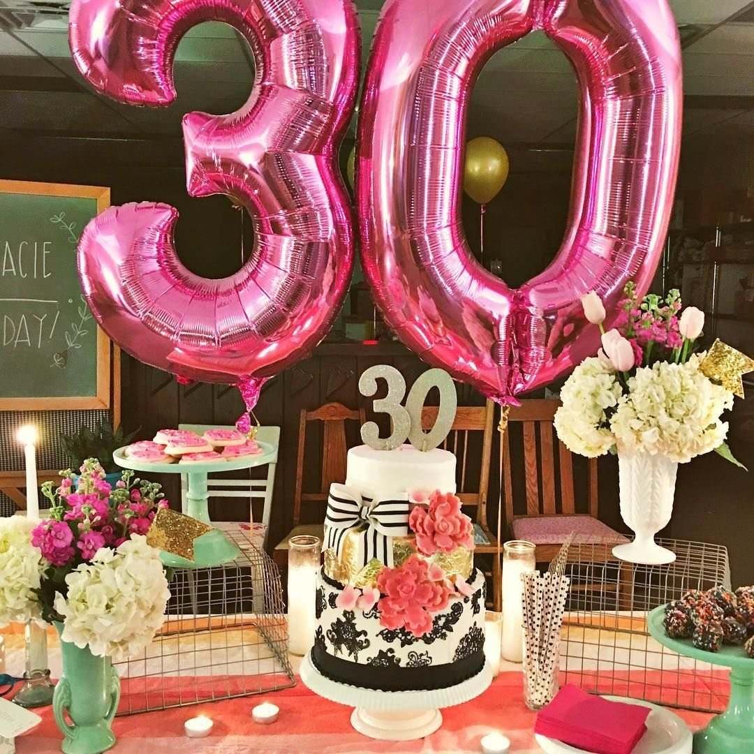 10 Perfect 30Th Birthday Party Ideas For Women I Really Want To Have An Adult Prom