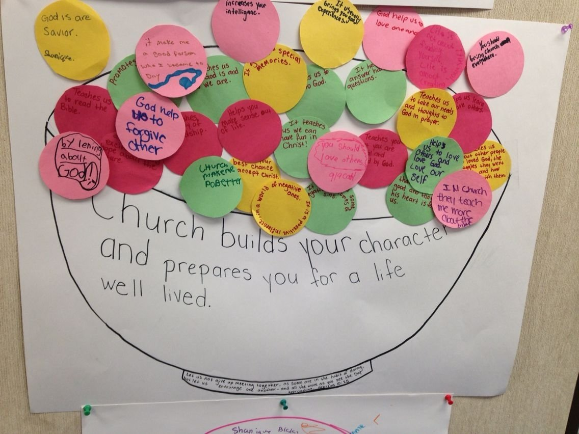 10 Beautiful Sunday School Rally Day Ideas i used this for rally day i used the theme we build sundaes 2020
