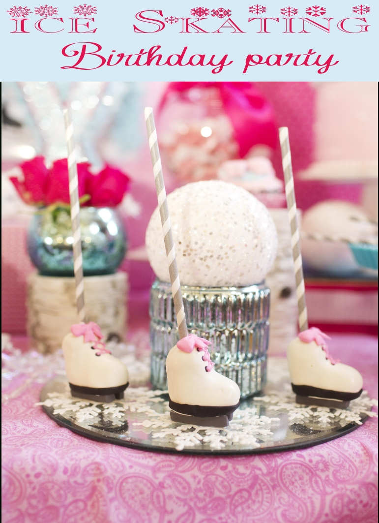 10 Fashionable Ice Skating Birthday Party Ideas ice skating birthday party
