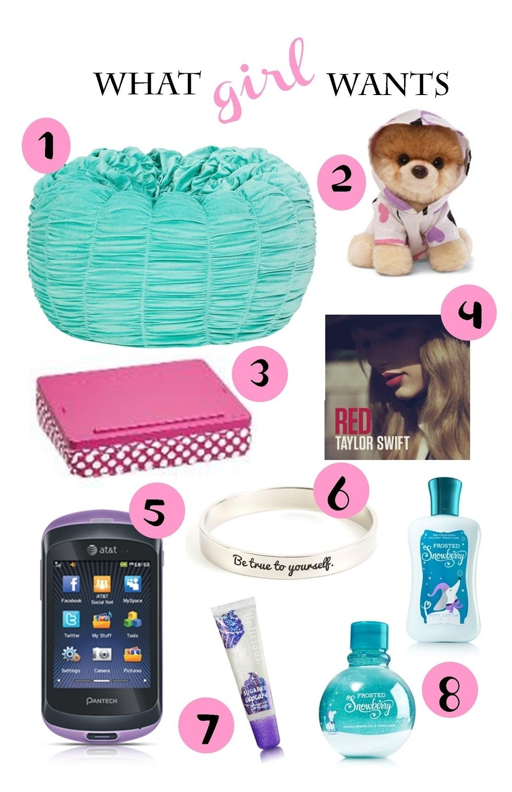 10 Attractive Christmas Ideas For A Teenage Girl icing designs gift ideas for tween girls 10 2020