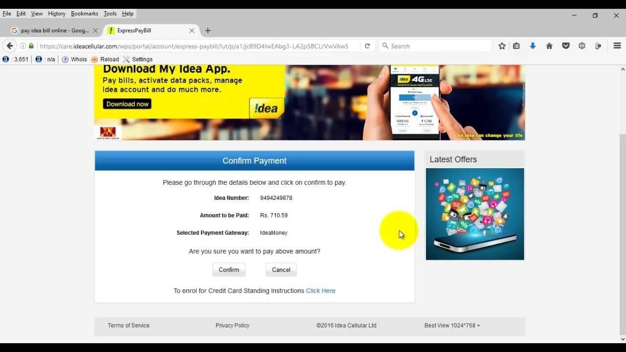 10 Fantastic Idea Postpaid Bill Payment Online idea postpaid bill payment through billdesk to get back 5 percent 2020
