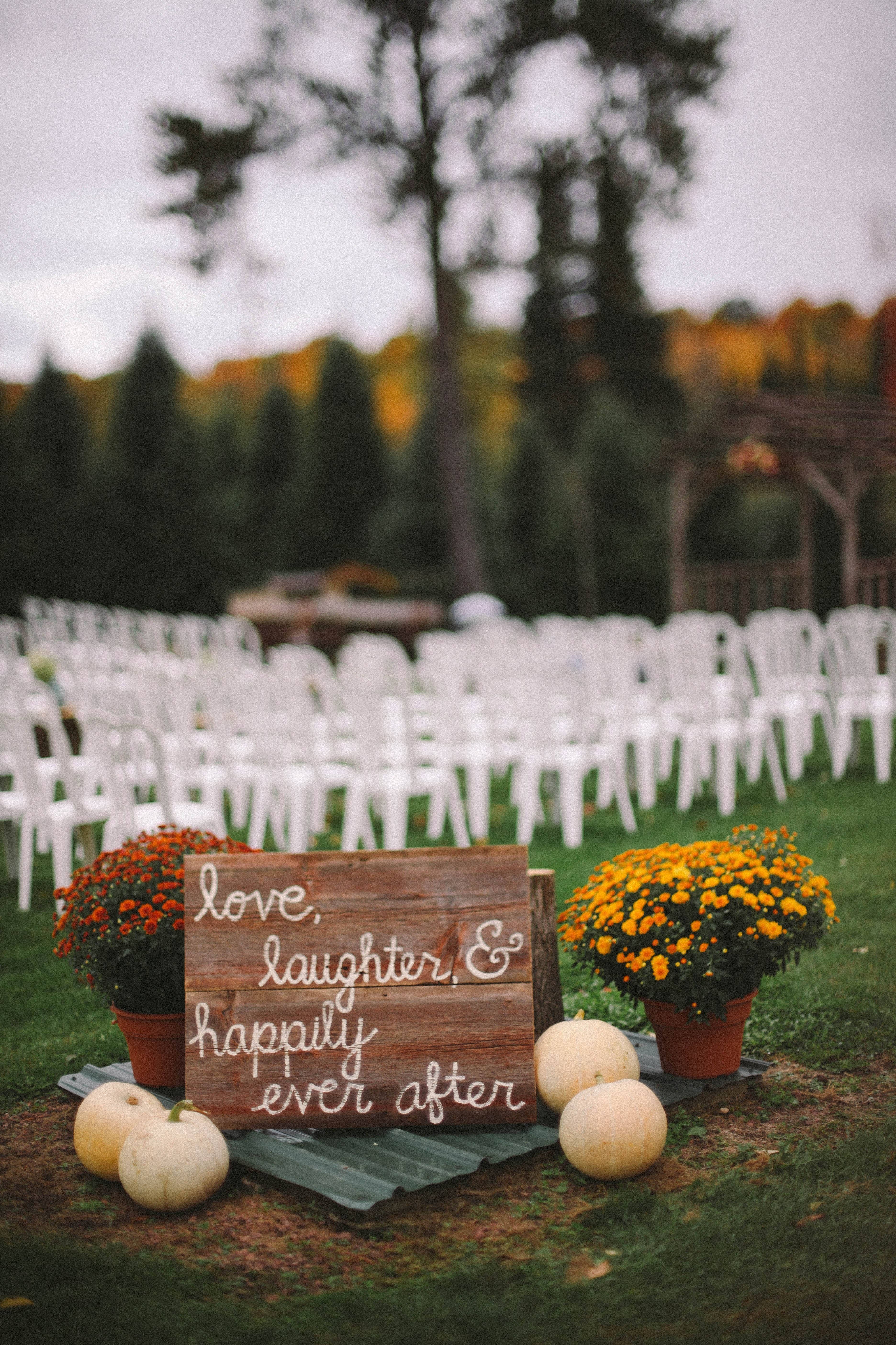 10 Awesome Outdoor Wedding Ideas For Fall ideas about fall wedding decorations and photos for best outdoor 2021