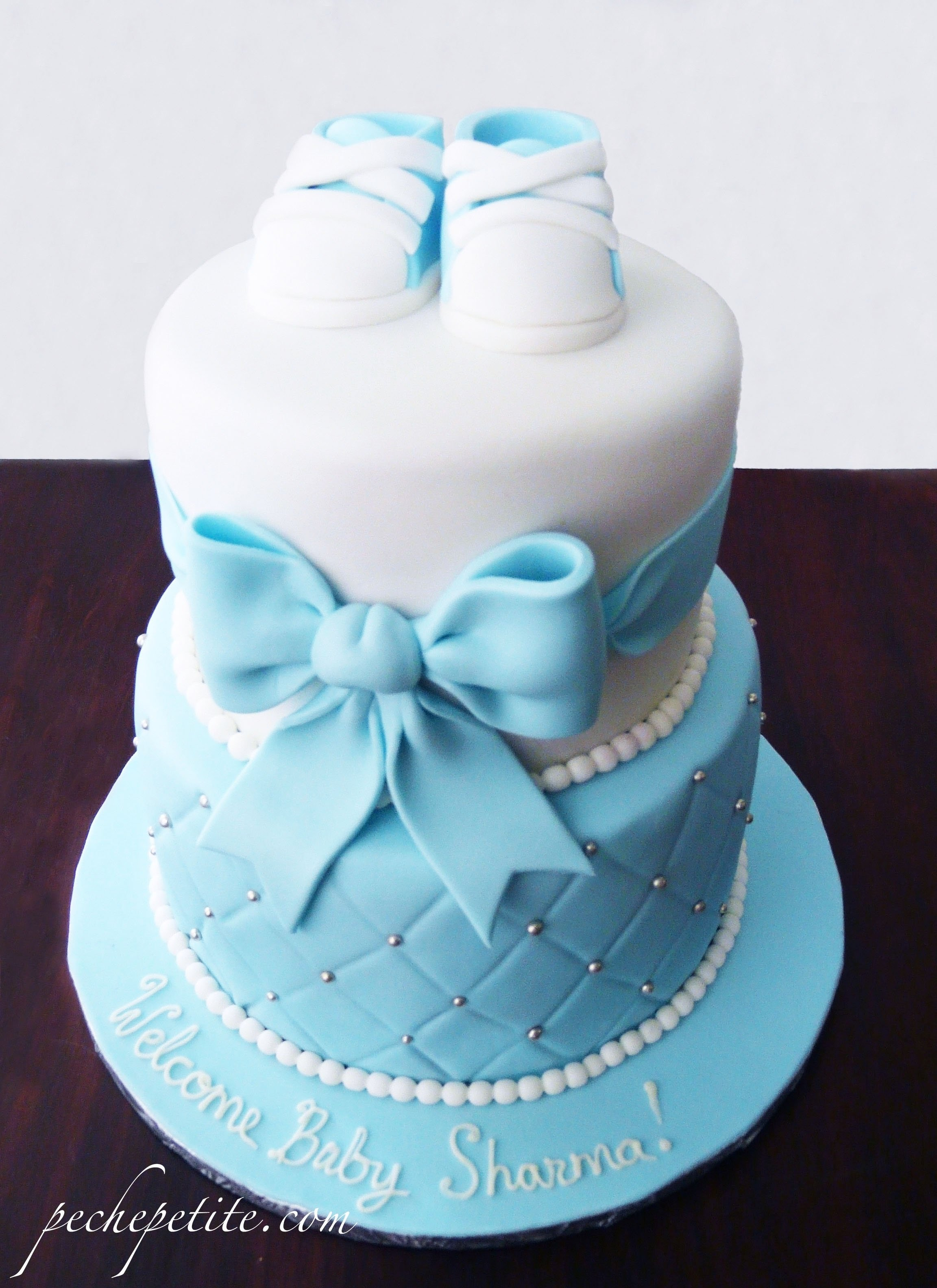 10 Great Baby Shower Cake Ideas For Boy ideas baby shower cake boy cakes peche petite diaper for remarkable 1 2020