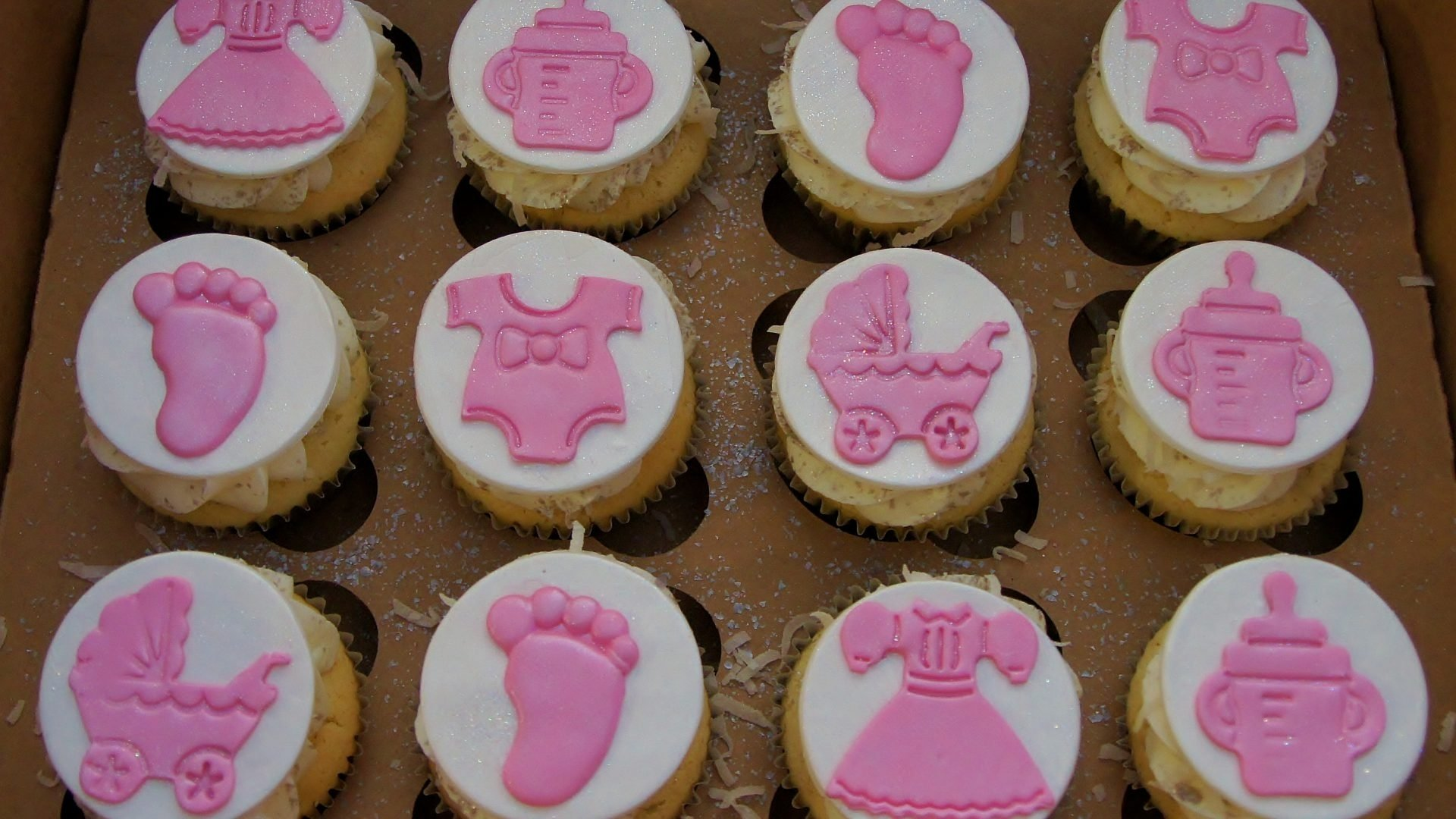 10 Ideal Baby Shower Cupcake Ideas For A Girl