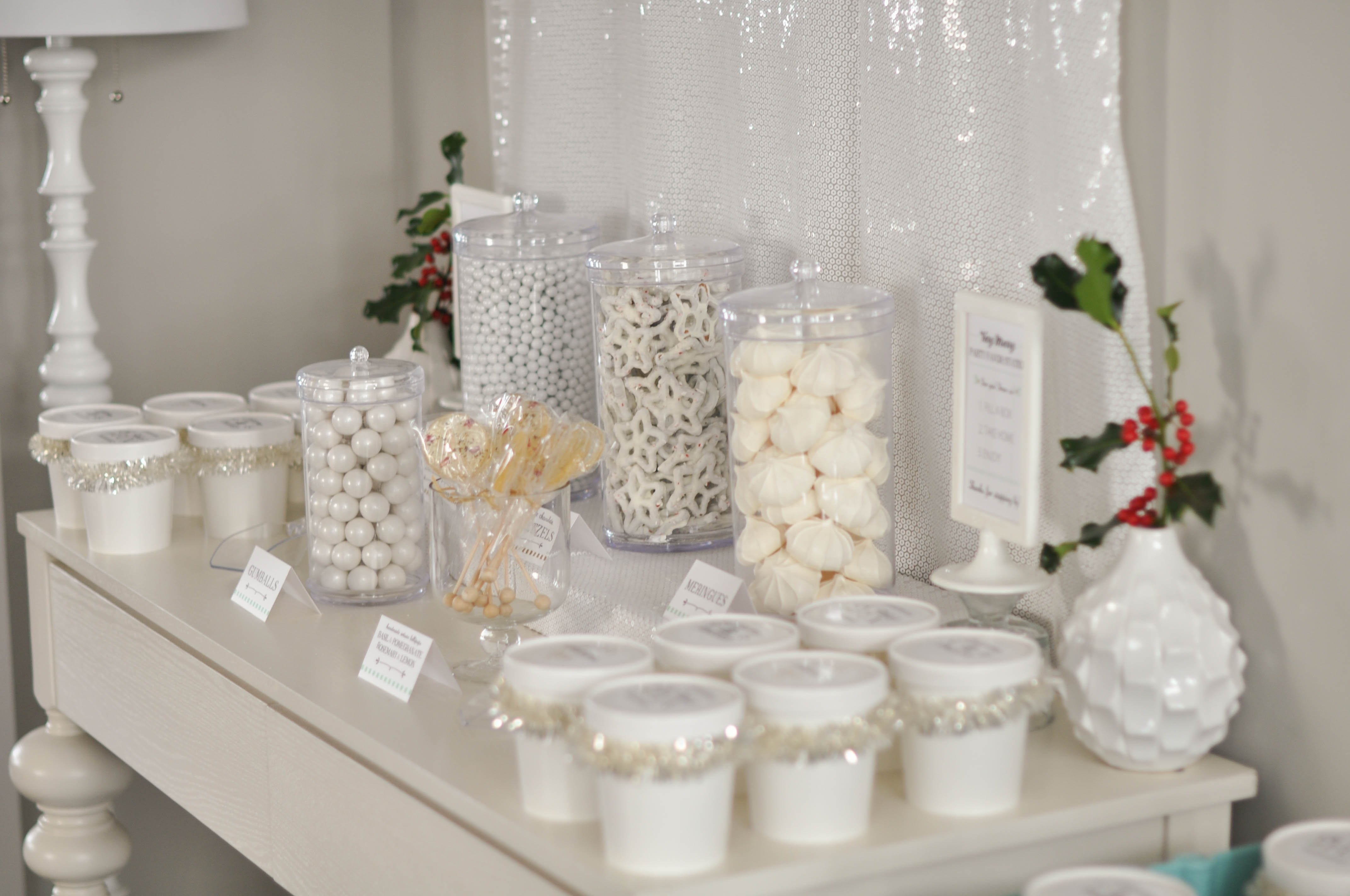 10 Amazing All White Baby Shower Ideas ideas boy baby shower candy bar buffet para game unbelievable stock 2020