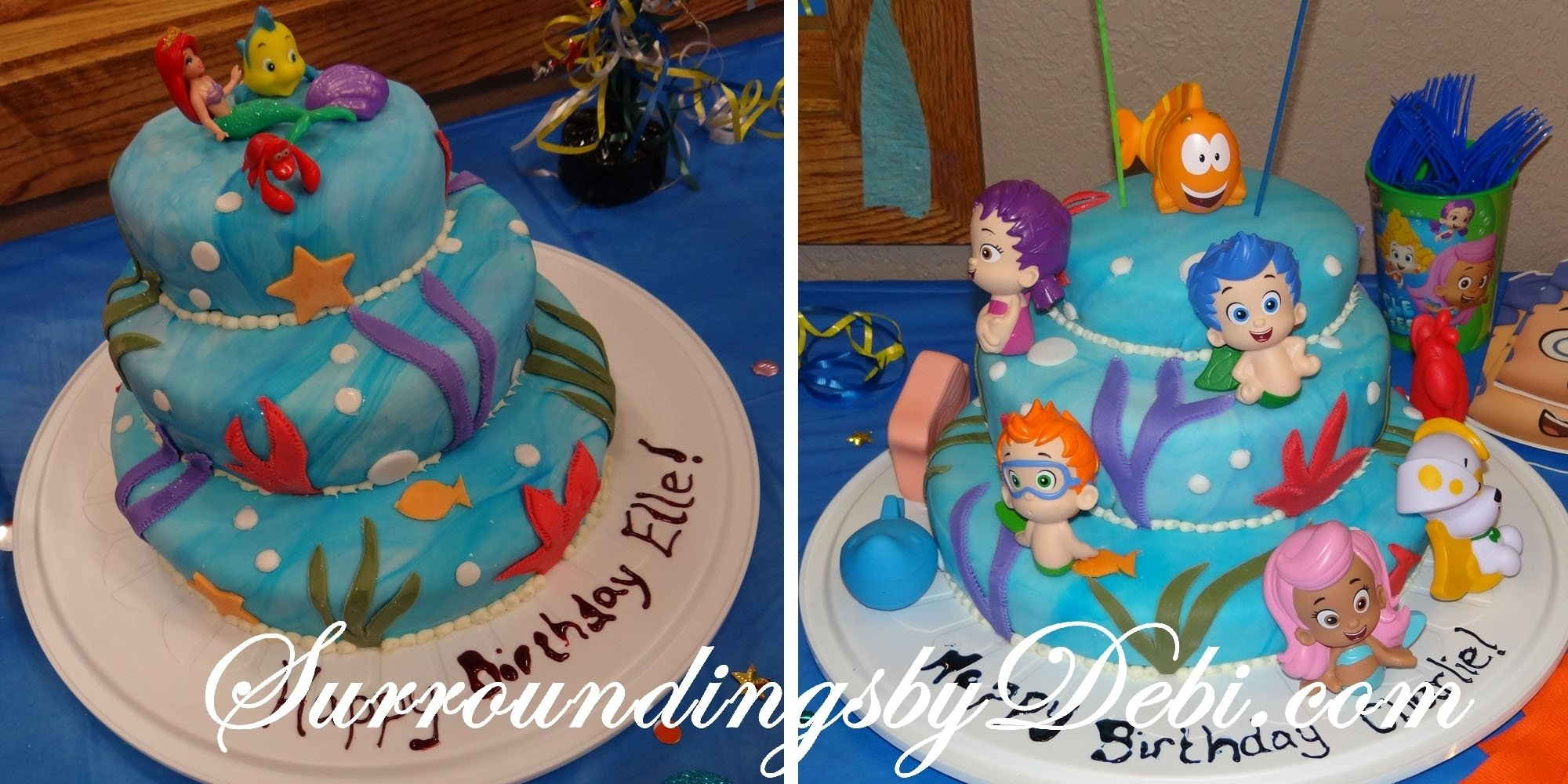 ideas: bubble guppies birthday party | bubble guppies party favors