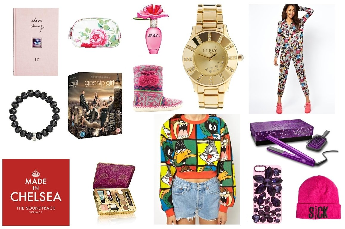 10 Stylish Christmas Gift Ideas For Teenagers 2013 ideas for a christmas list with others gift guide for girls 1