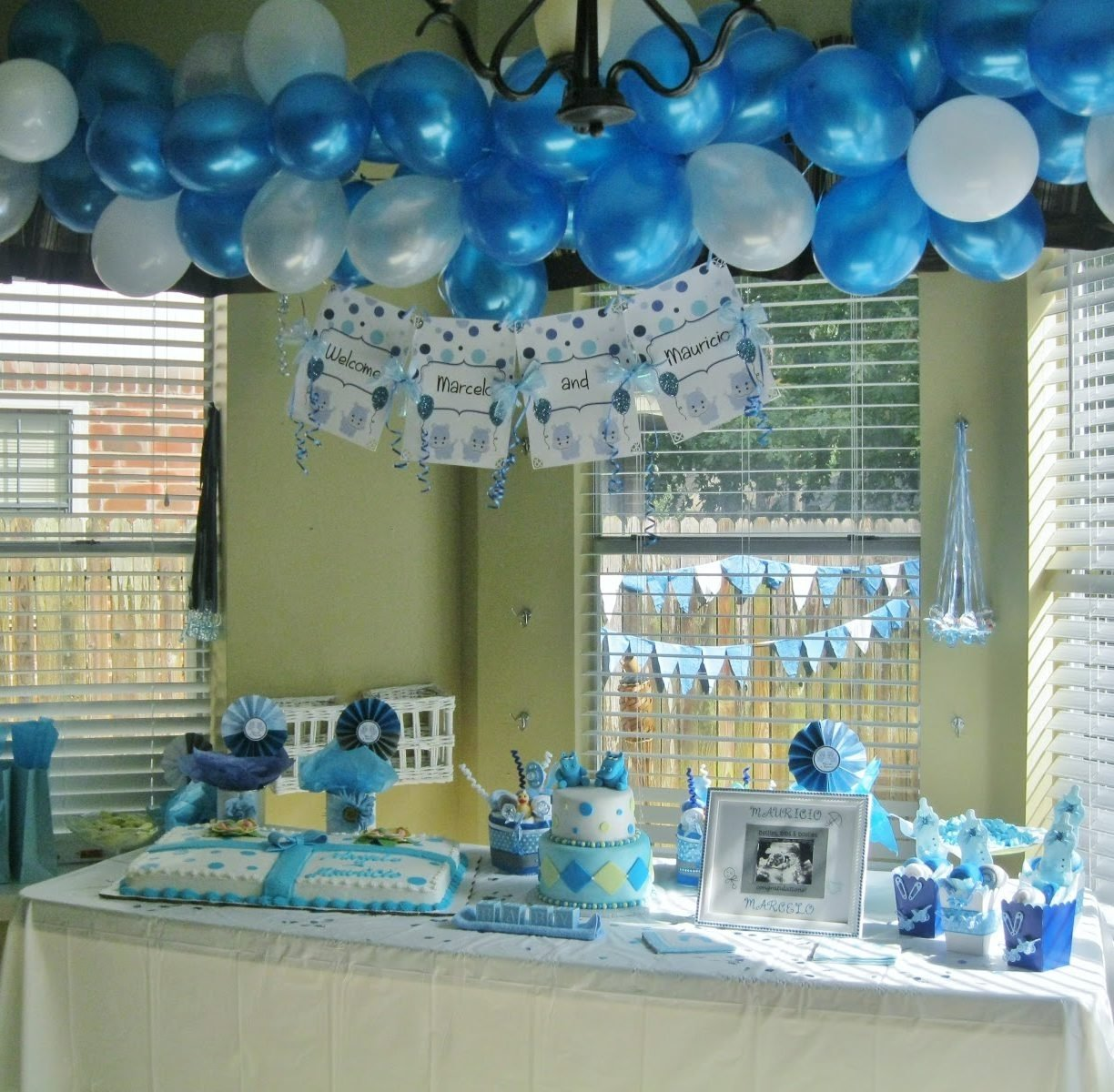 10 famous ideas for baby shower decorations