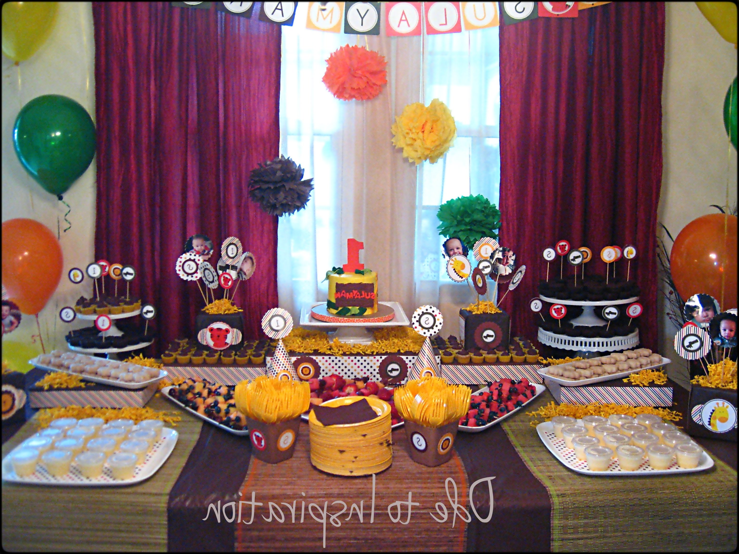 10 unique birthday party at home ideas