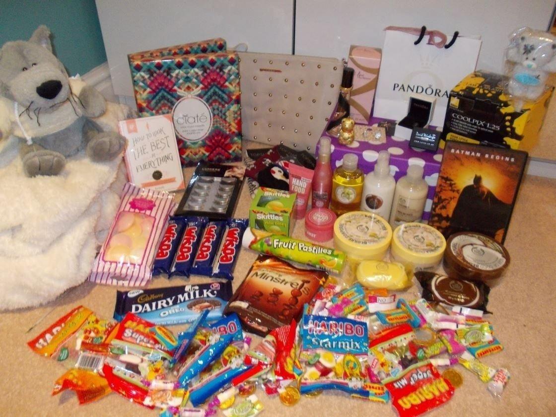 10 Lovely Birthday Gift Ideas For Her ideas for her birthday gift easy craft ideas 1 2020