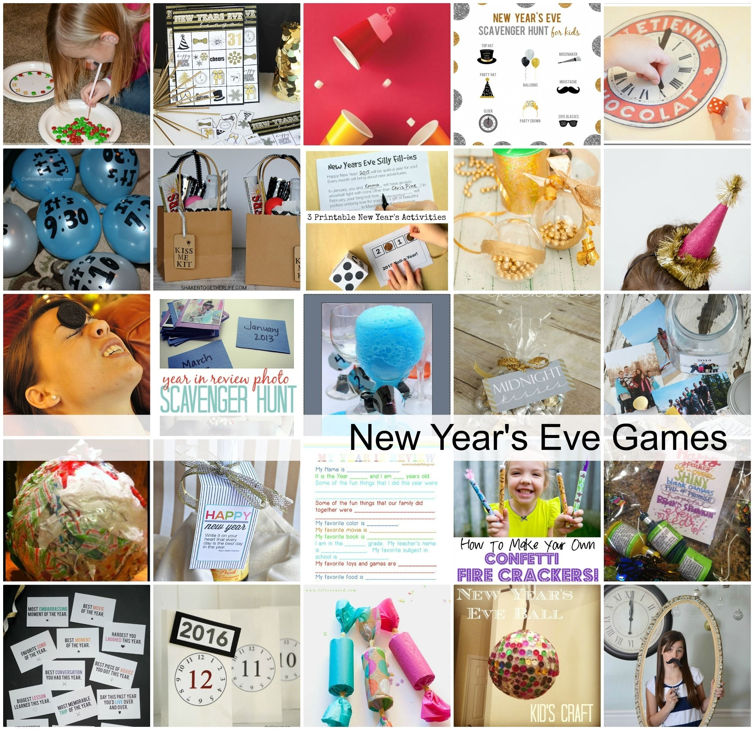 10 Lovable New Years Party Game Ideas ideas for new years eve party games wedding 2020