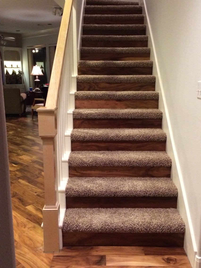 10 Gorgeous Ideas For Stairs Instead Of Carpet ideas for stairs instead of carpet carpet stairs to wood floor 2021