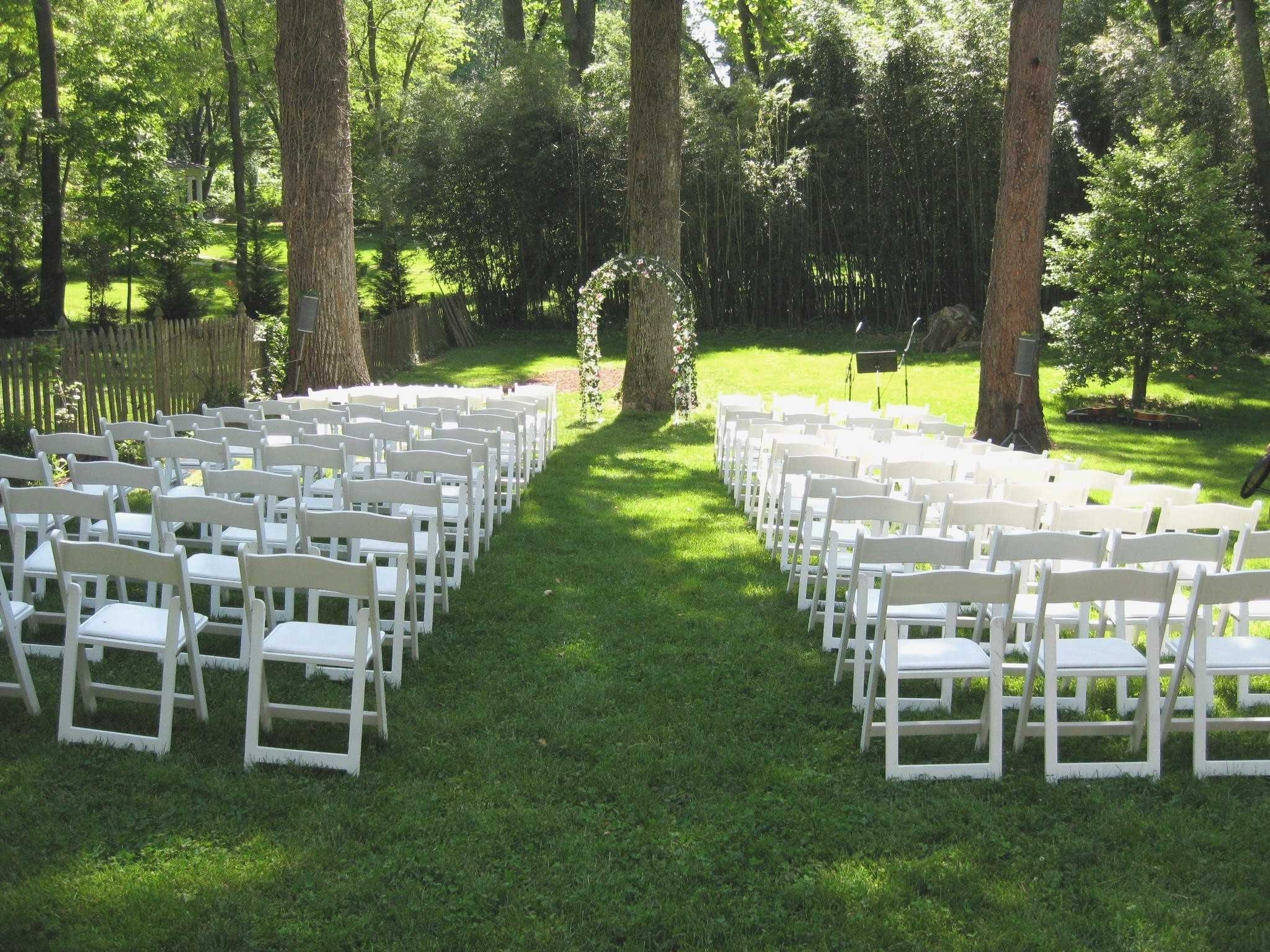 10 Elegant Outdoor Wedding Ideas For Summer ideas low cost backyard wedding small reception budget for summer