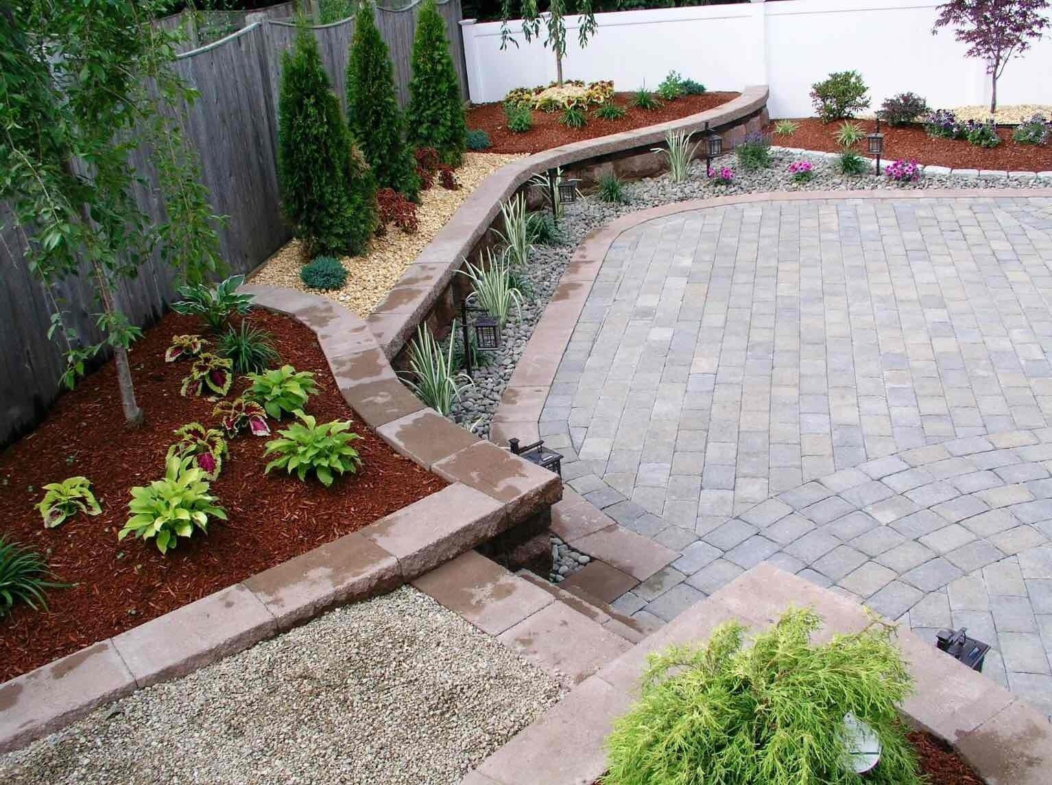 10 Attractive Low Maintenance Backyard Landscaping Ideas 2019