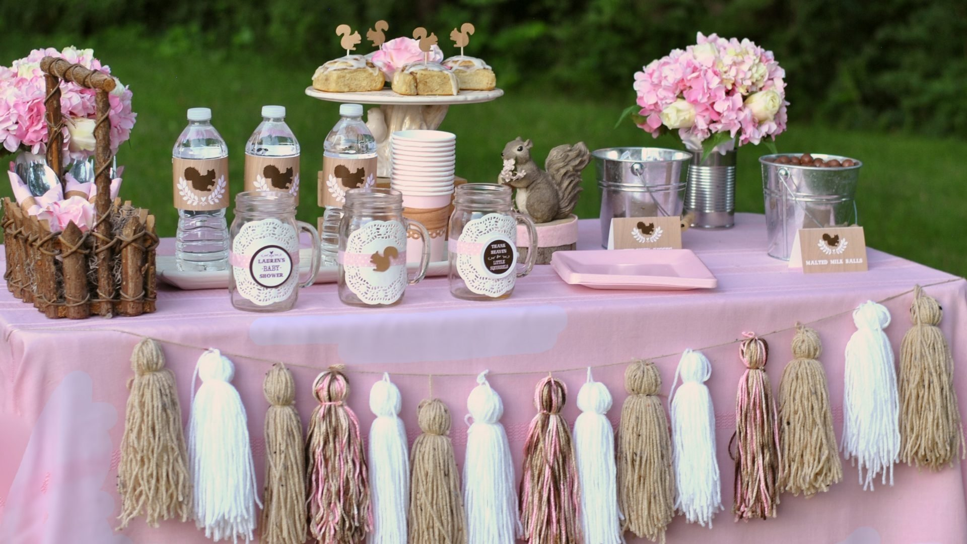 10 Nice Baby Shower Ideas For Girls Decorations ideas marvelous babyhower decorations centerpieces for the tables