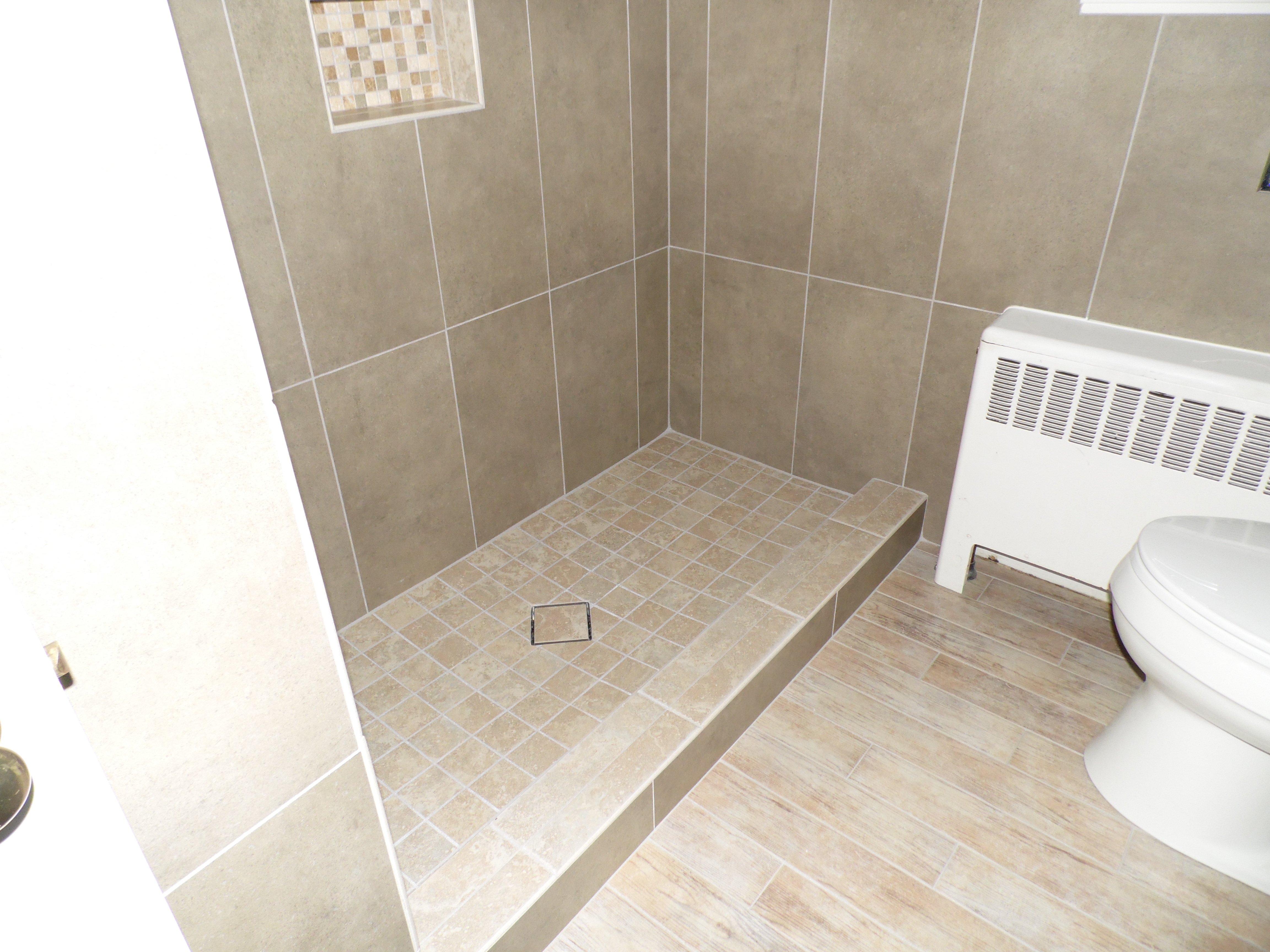 10 Wonderful Small Bathroom Tile Floor Ideas ideas of marvelous bathroom floor tile ideas for small bathrooms 2020
