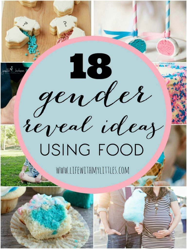 10 Best Ideas To Reveal Baby Gender ideas stupendous gender reveal baby shower pinterest food theme