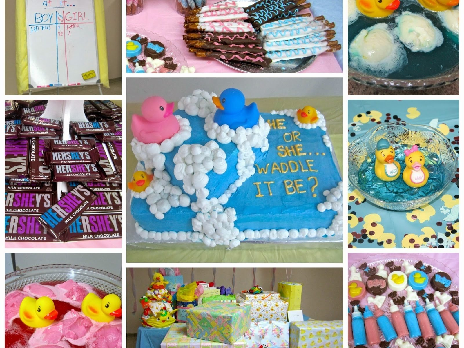 10 Trendy Gender Reveal Baby Shower Ideas ideas stupendous gender reveal baby shower pinterest game food party 2020