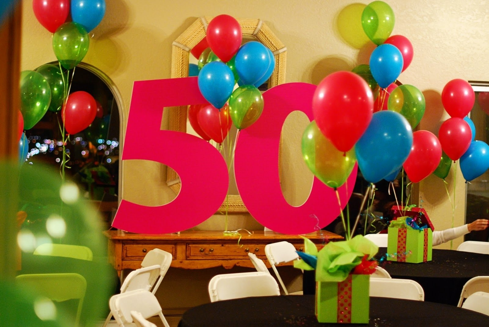 10 Fabulous Ideas For Celebrating 50Th Birthday ideas to celebrate moms birthday home decoration club 2020