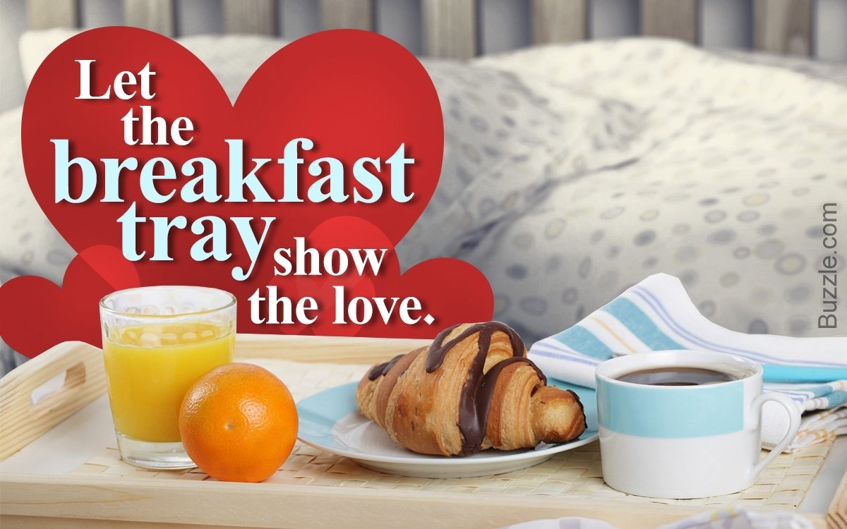10 Gorgeous Romantic Breakfast In Bed Ideas ideas to serve a romantic and delectable breakfast in bed 1